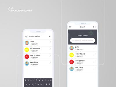 Mobile Tracking Application Development