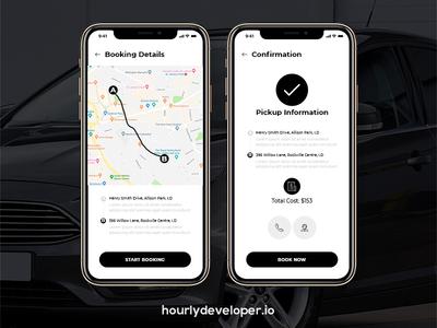 Taxi Booking Application Development