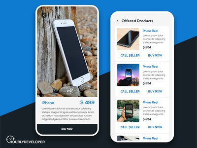 Online Mobile Selling App