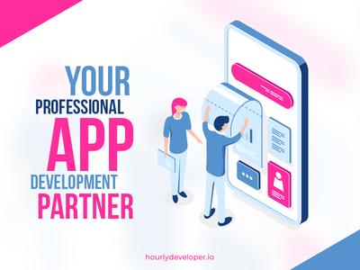 Hire Professional App Development Partner