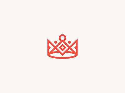 Crown branding identity logo logotype logomark crown