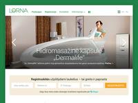Lorna website
