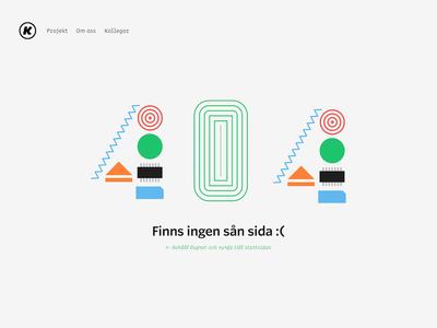 Kollegorna.se 404 page kollegorna.se bsod not found error 404 kollegorna