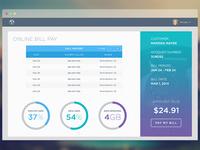 Online Bill Pay - Yahoo! Spec Work