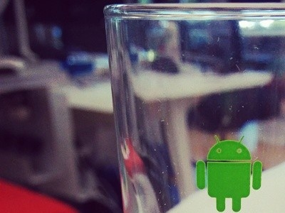 [just for fun] Android Shot Glasses