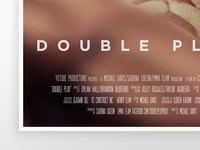 [exhibition] Double Play Movie Poster