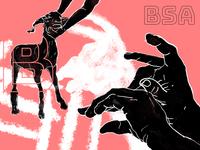 B.S.A. Illustration for bsa.website