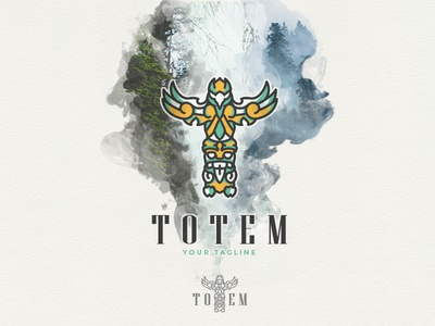 Totem Pole Logo