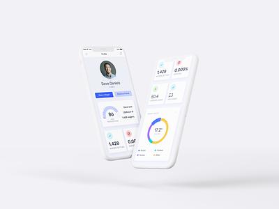 Innovation Challenge UI iphone minimal innovation app ux ui design