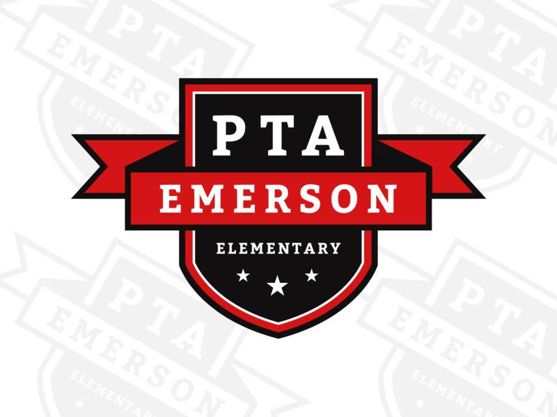 Emerson PTA Logo logo
