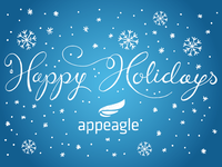 Happy Holidays from Appeagle