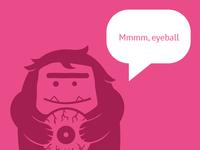 Caption Contest Eyeball