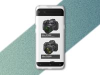 Buy electronics App