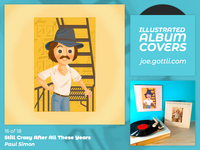 Illustrated Album Covers - Still Crazy After All These Years