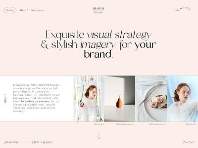 Félicity Typeface fonts web layout font design graphic design webdesign feminine font typographie typography