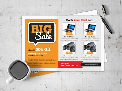 Big Sale Postcard