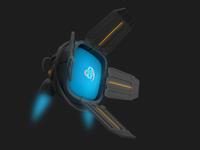 sci fi monitor