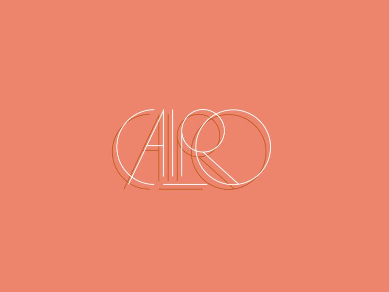 Logo Design club cairo logo design graphics graphic design art icon vector typography type logo flat illustrator illustration identity design branding