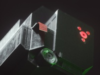 Simulating Alice - Robot Shot