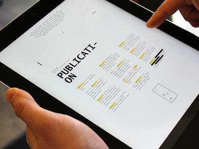 Publicati On elegant seagulls space tech web type highlight secret document im jack dusty design monospaced