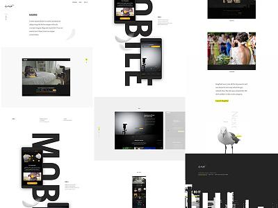 Case Studies ui whitespace work grid type typography portfolio case study