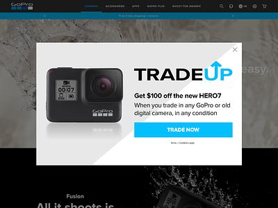 Daily UI #016 Popup / Overlay dailyui overlay web design design ux design ux ui design sketchapp ui