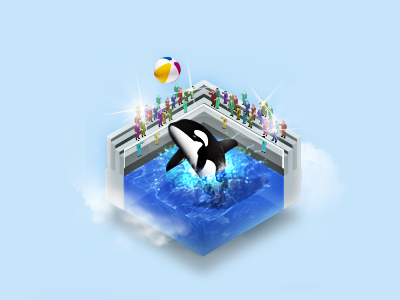 Sea World Icon