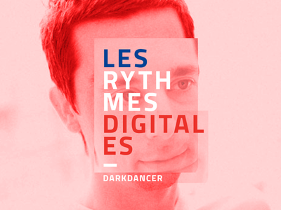 Vinyl Cover - Vol.1 vinyl cover les rythmes digitales darkdancer red blue france music lucas argentina