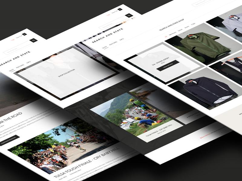 Site coming soon blog ui ux web argentina aerolab lucas minimal responsive flat template shop