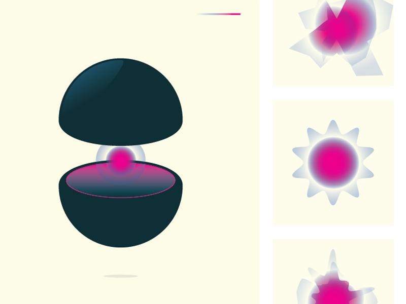 Morphology Study personal project morphology color shape thoughts argentina lucas print university