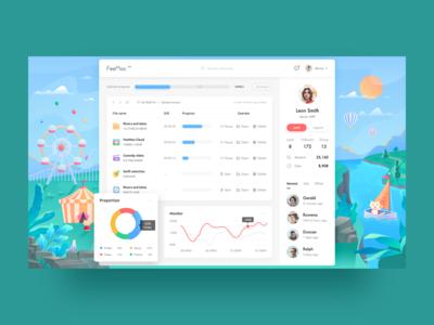 File upload UI Design