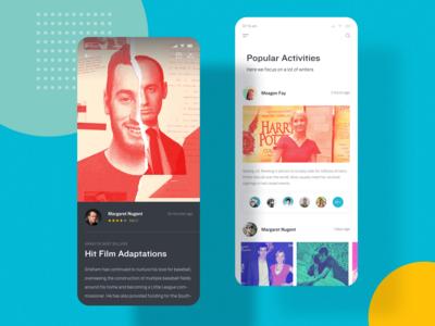 Popular Activities App