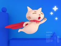 FLY CAT - FeeMoo