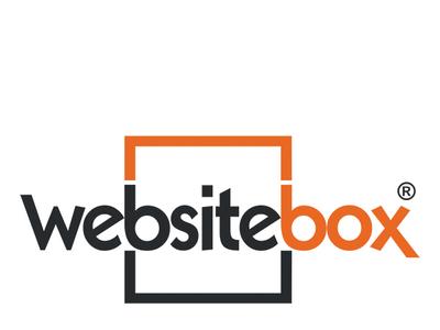 Logo Websitebox Company brand and identity design logo