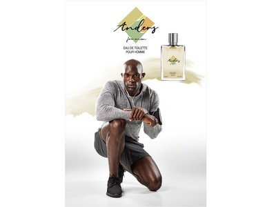 Poster for perfume logo branding design branding brand perfume print design poster design poster