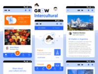 Grow Intercultural UX/UI Case Study