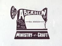 Aberdeen Ministry Of Crafl