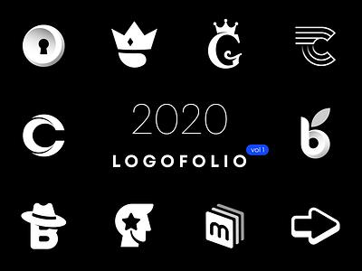Logofolio 2020 vol 1 brand symbol mark logoset logos logo mark logomark logofolio logo designer logo design logo and brand identity logo letter freelance design creative brand mark branding brand identity