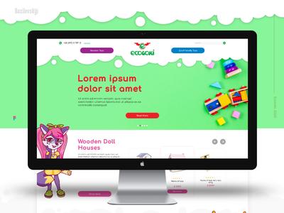 Web Design. Ecotoki