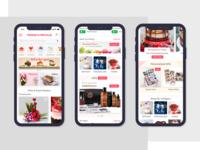 Gift App Interface