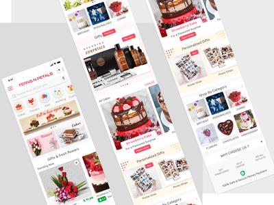 Gift App: Feel special