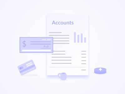 Accounts Illustration