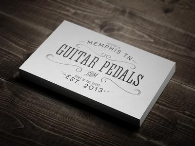 GuitarPedals.com Branding