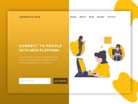 Web  Template Design (header Part)