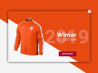 Clothing Product Ui Design