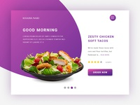 Food Ui Design
