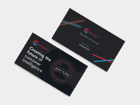 Conference Business Cards