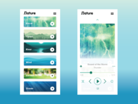 Ambient Music App