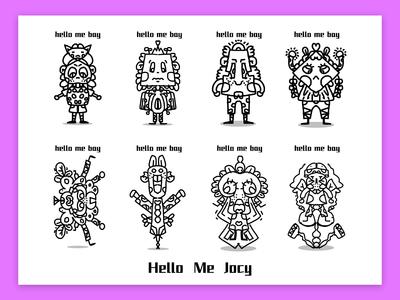 hello me jocy
