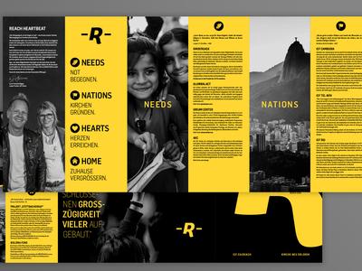 ICF Reach 2019 Flyer